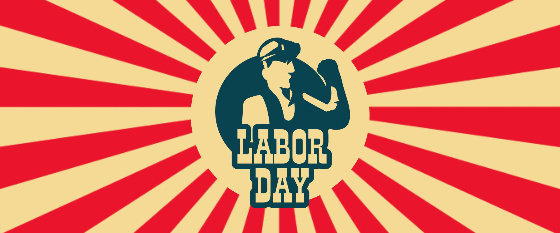 labor day holiday monday - 1500×625