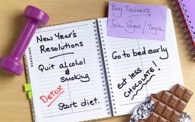 Keeping Those New Years Resolutions
